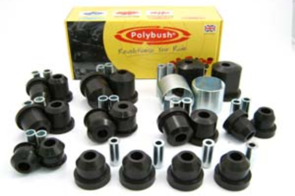 Polybush High Performance Complete Bush Kits - 1999 - 2002 Models